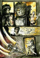 Heroes - Page Two by CarolinReich