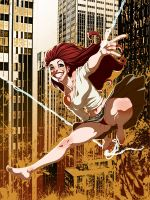 Spider Island: Mary Jane Watson by FooRay