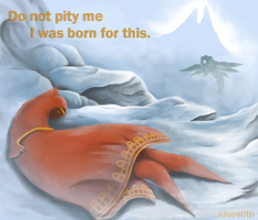 Journey- I was born for this by azurelith