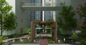 Best upcoming residential gated community by myhomeconstructions