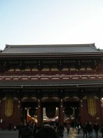 Sensoji Temple 8 by Wild-Neko