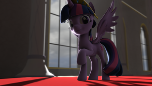 The Halls of Canterlot [SFM] by argodaemon