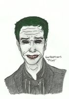 A Comedian (Gotham) by NOTEBLUE13