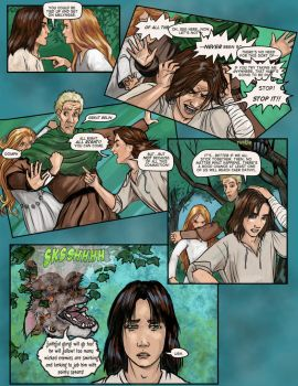 Prydain: the Graphic Novel, Chapter 10 Page 10 by saeriellyn