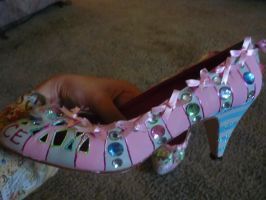 Gluttony Shoes by Starleaf-Creations