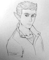 Elf Dean Request from Tumblr by kijonaia