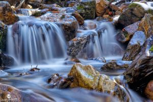 Violet Falls by mjohanson