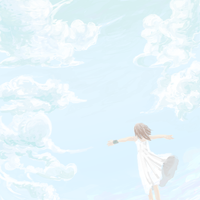 Sky and me by ReiTuki
