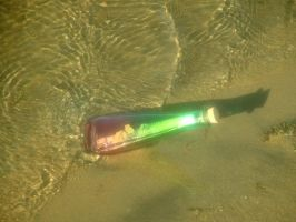 Message in a Bottle by Tantas