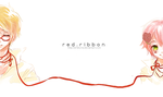 Red Ribbon by arielucia