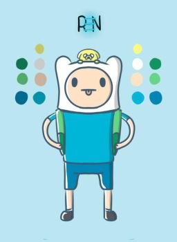 Finn the human by RENstate