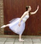 Ballerina 15 by angelusmusicus-stock
