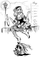 Poffy the Harlot by Absinthe-Image