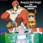 Happy Holidays from 1DC by theCHAMBA