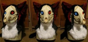 Wolferess Head Omg by Crystumes