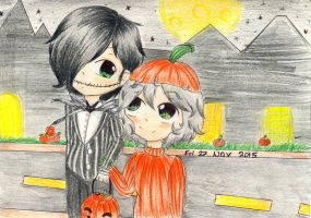 CE ~ The cutest pumpkin in town! by Abi-Berry
