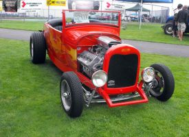 1928 Ford Roadster by Photos-By-Michelle