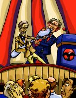 two sides of the same fascism by samta