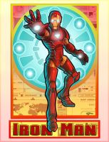 Iron Man Nouveau baby! by Blue-Fayt