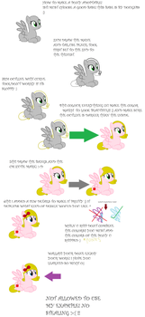 HOW 2 MAKE PONY ADOPTABLE! by CherryBlossomHoof