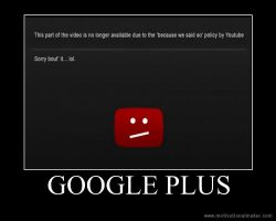 Google Plus by SierraFaith