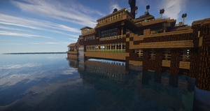 By the waterside by FinmineCommunity