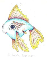 If I were a fish... by Danimi