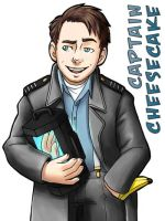 Jack Harkness Badge by ScuttlebuttInk