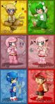 nintendo: SSBB human version by nennisita1234
