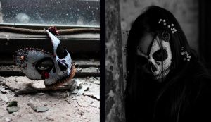 Death Mask by Santani