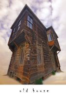 old house by ivyblue