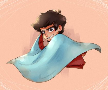 Marco cape Diaz by Shizzome