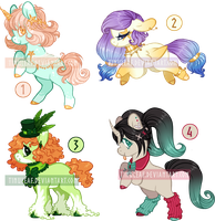 [CLOSED] Pony Offer to Adopt by tinuleaf