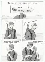 Stalingrad: one more day. page 2 (RUS) by Dino-kLeo