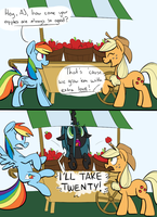 Secret Ingredient by astarothathros