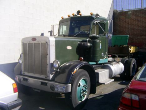 PETERBILT DAY CAB by DRIVER1980PETERBILT
