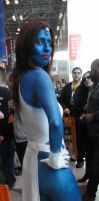 NYCC'12 Mystique-II by zer0guard