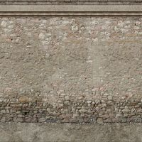 Assisi Wall Texture 6 Tile V/H 1024x1024 by Minareadjin