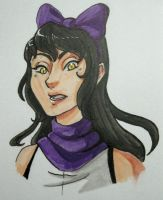 Blake Belladonna [Marker Test] by Kalloway