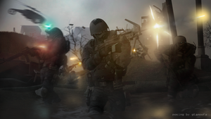 Firefights in c17 by gtanoofa