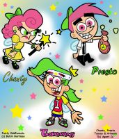 FOP-Cosmo and Wanda's Kids by Agent-Di