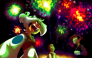 Fireworks by s0s2