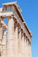 Athens Acropolis by FictionalMind