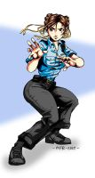 Chun Li Interpol by the-pooper