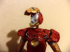 FINISHED IRON MAN in wire V - Tony by TheWallProducciones