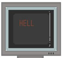 Hell'o by Misstenebres