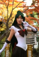 Sailor Pluto by foux86