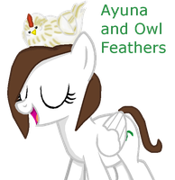 Ayuna and Owl Feathers by Aerodil