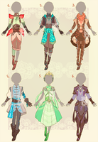 Outfit adopts : CLOSED by BlackMayo