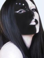 Black$White Makeup by marymakeup